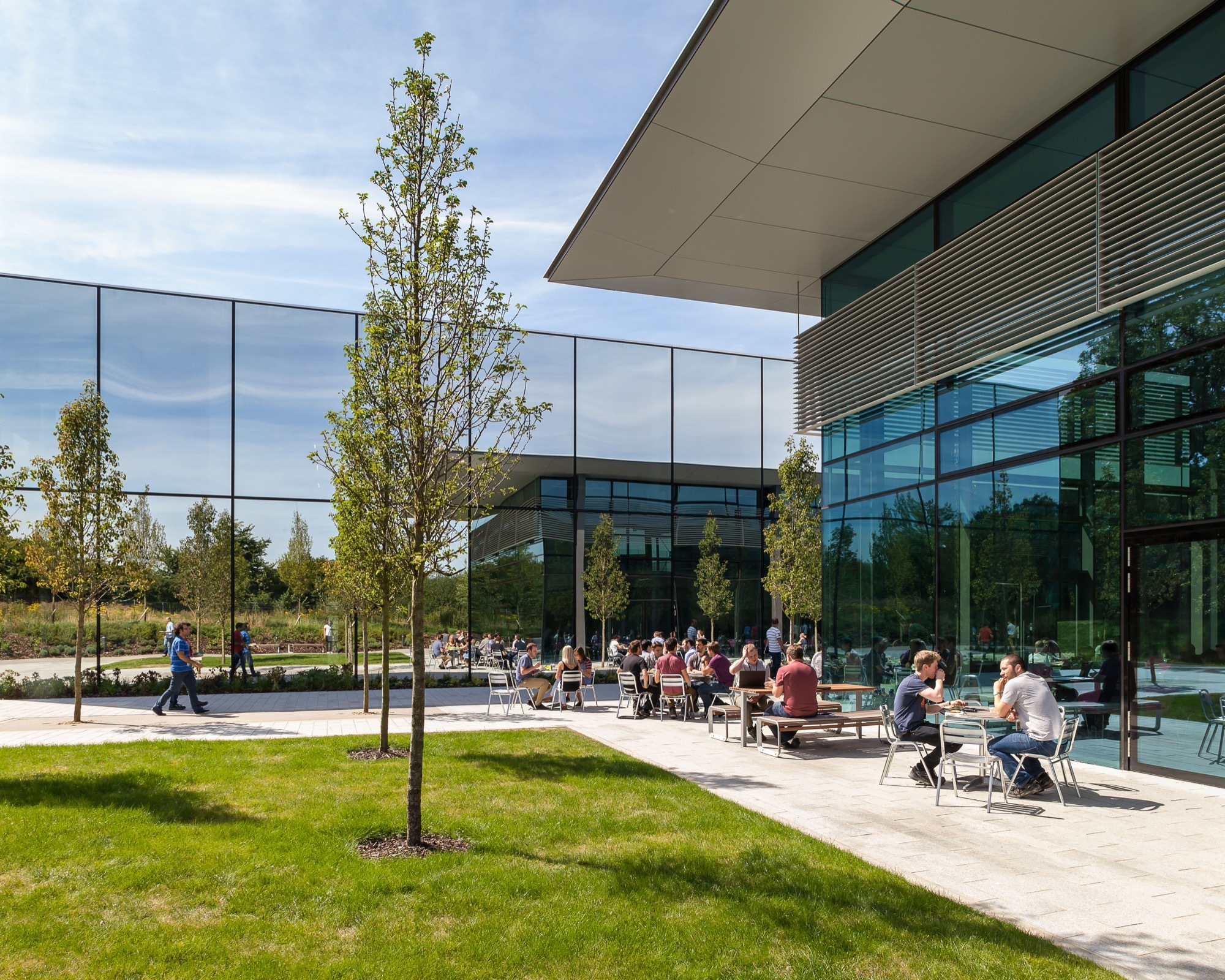 gallery of dyson campus    wilkinsoneyre