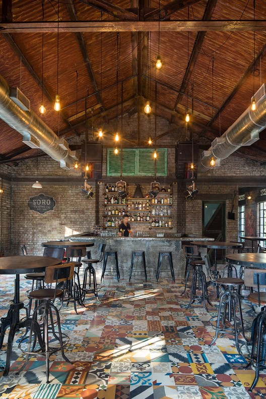 Soro Village Pub / Raya Shankhwalker Architects, © Harshan Thomson Photography
