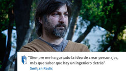 """Smiljan Radic: """"Siempre me ha gustado la idea de crear personajes, más que saber que hay un ingeniero detrás"""""""