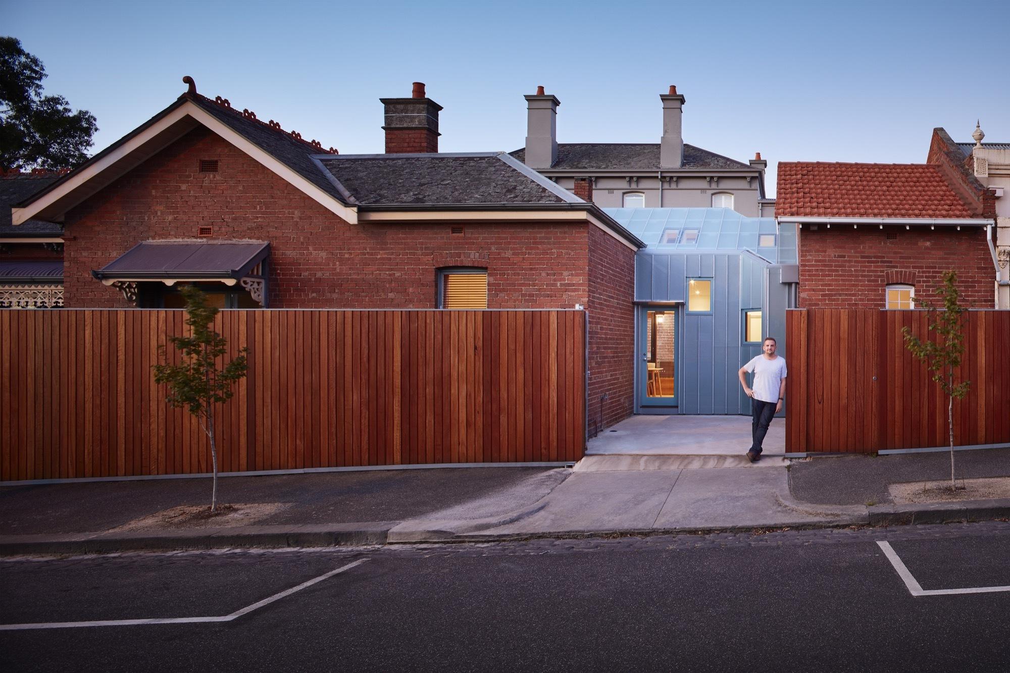 Residencia Parkville / Steffen Welsch Architects