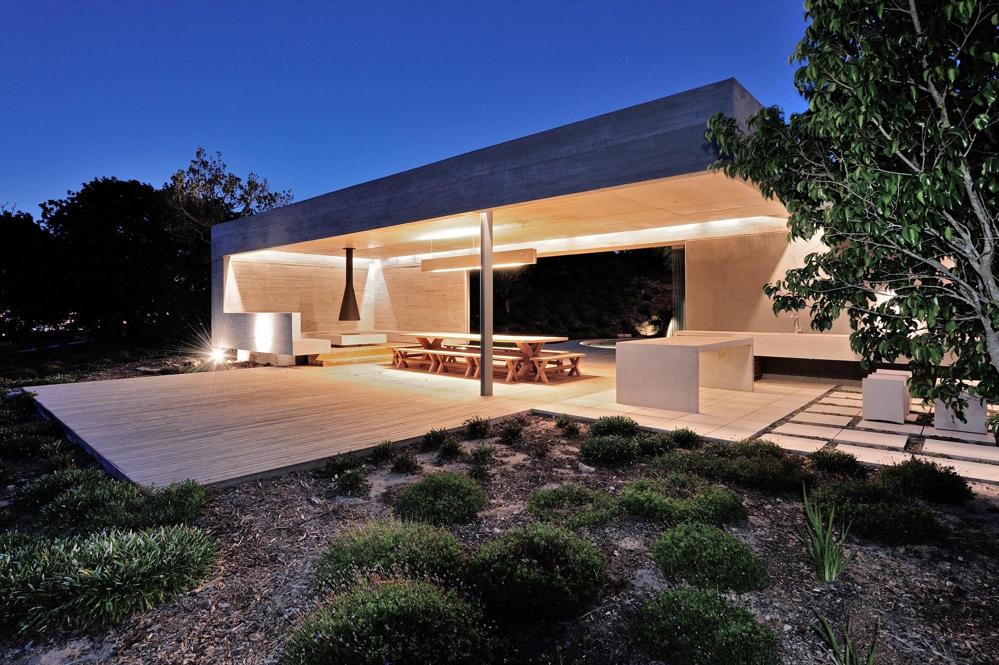 gallery of the midden garden pavilion metropolis design 6. Black Bedroom Furniture Sets. Home Design Ideas