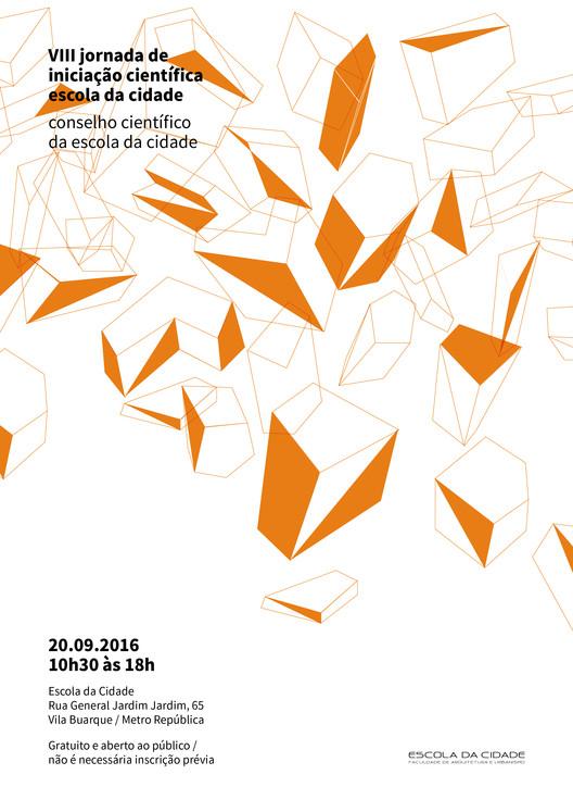 Escola da Cidade promove VIII Jornada de Iniciação Científica