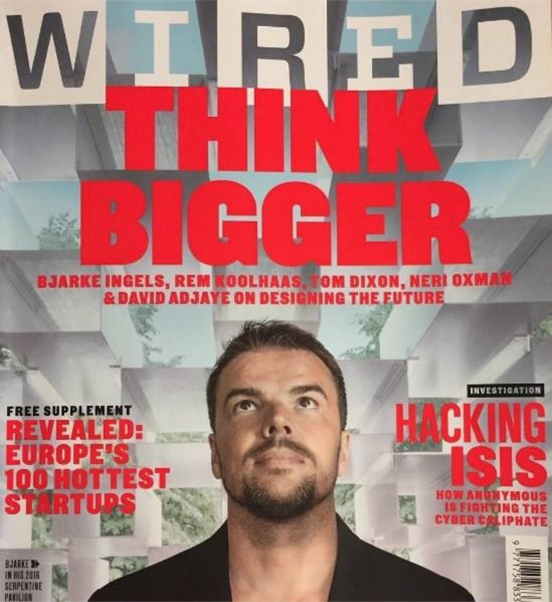 Tolle Wired Magazin Cover Mai 2014 Fotos - Elektrische Schaltplan ...