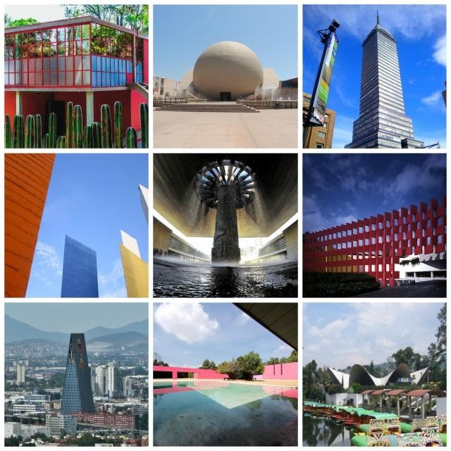 16 clásicos de arquitectura para conmemorar la Independencia de México