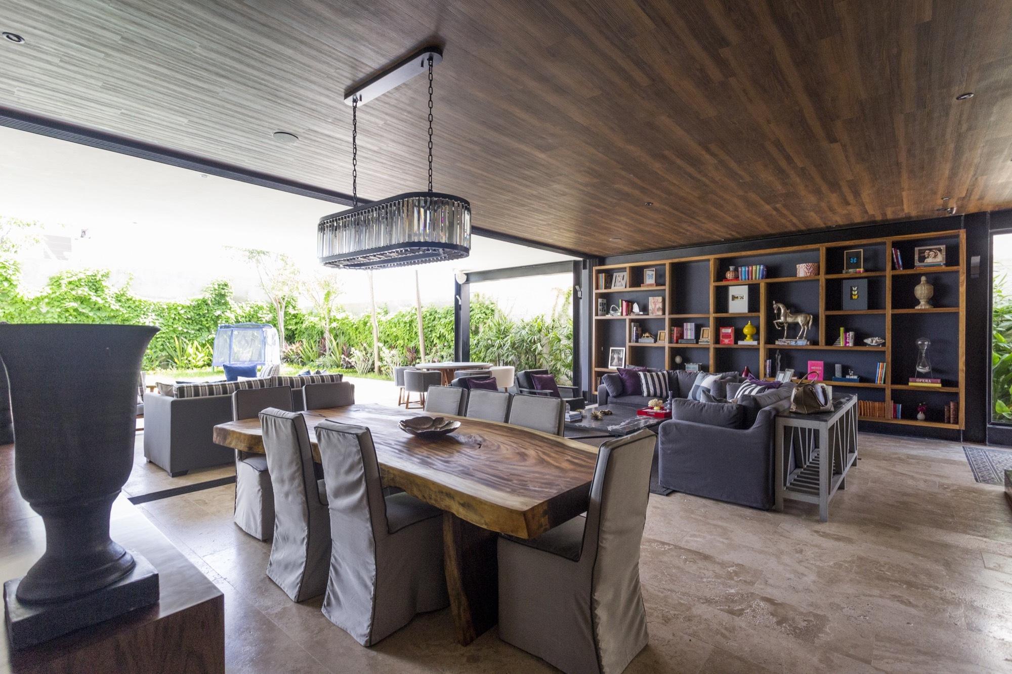 Casa Abierta R79 Archdaily M Xico