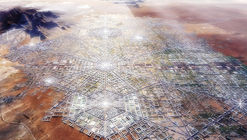 "Proposition for a New ""Border City"" Between US and Mexico Premiers at London Design Biennale"