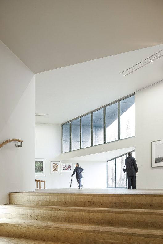 AD Classics: Glucksman Gallery / O'Donnell + Tuomey, © Alice Clancy