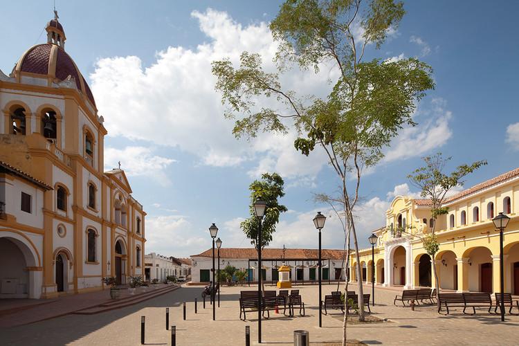 Estos son los ganadores de la XXV Bienal colombiana de Arquitectura, Revitalización de la Albarrada de Mompox / OPUS. Image © Sergio Gómez