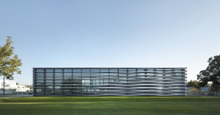 Trumpf Poland Technology Center  / Barkow Leibinger, © David Franck