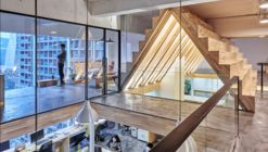 The Stepped Roof / Had Architects