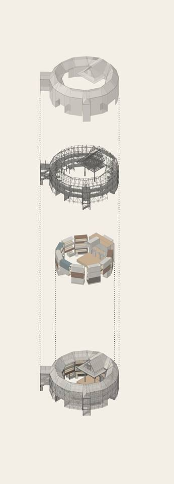 This Recreation Of Shakespeares Globe Theatre Is Built With
