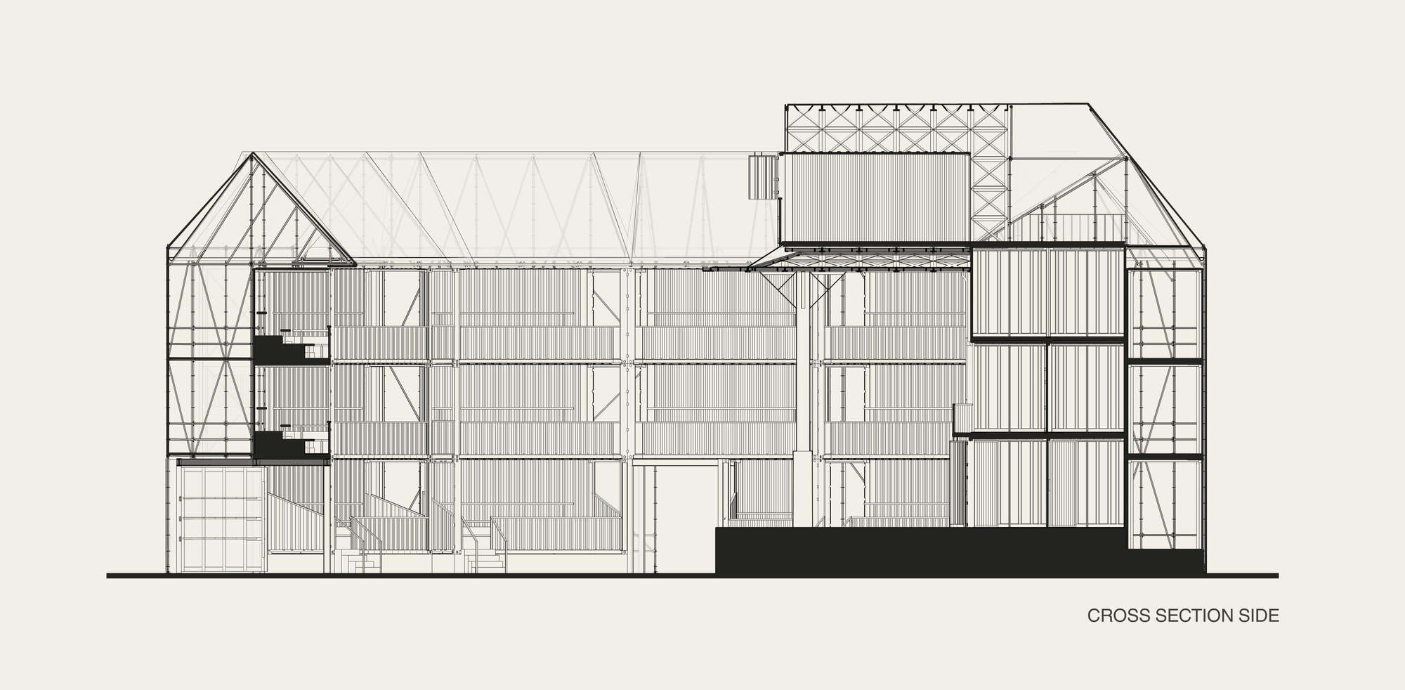 Globe_Theater_Elevations_Drawings 7?1474244008 gallery of this recreation of shakespeare's globe theatre is built