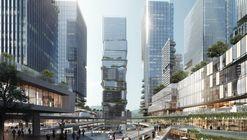 10 DESIGN Wins Competition for Massive Urban Development in Zhuhai
