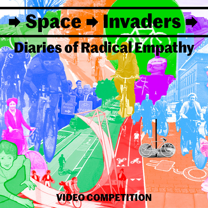 Call for Entries: Space Invaders: Diaries of Radical Empathy