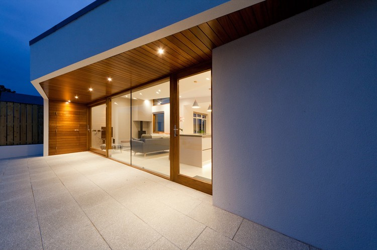 Casa taggart nest architects archdaily m xico for Japanische architektur holz