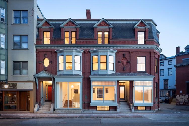660 Congress Street / Present Architecture, © Robert Deitchler