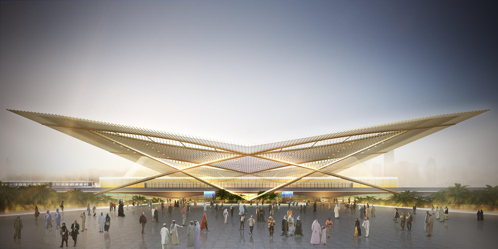 Weston Williamson Partners Wins Competition For Dubai 2020