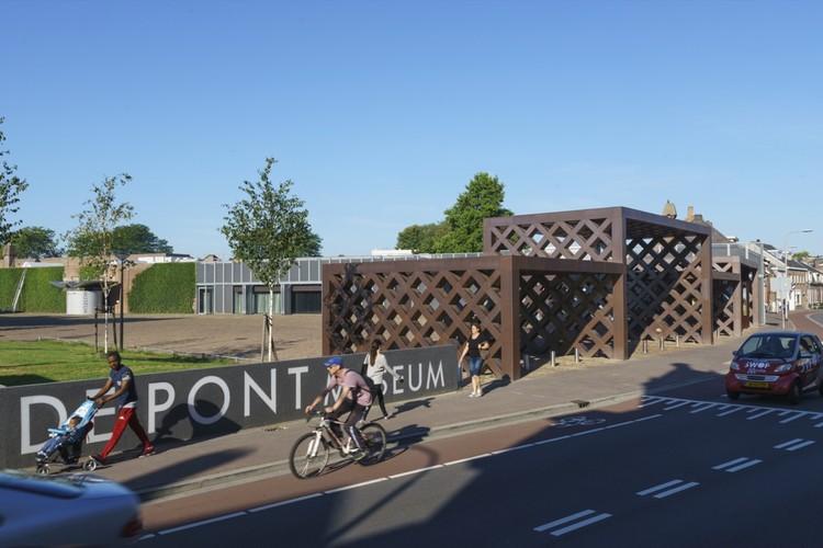Museo De Pont - Expansión y Nuevo Acceso / Benthem Crouwel Architects, © Jannes Linders
