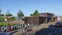Museum De Pont Expansion and New Entrance Gate / Benthem Crouwel Architects