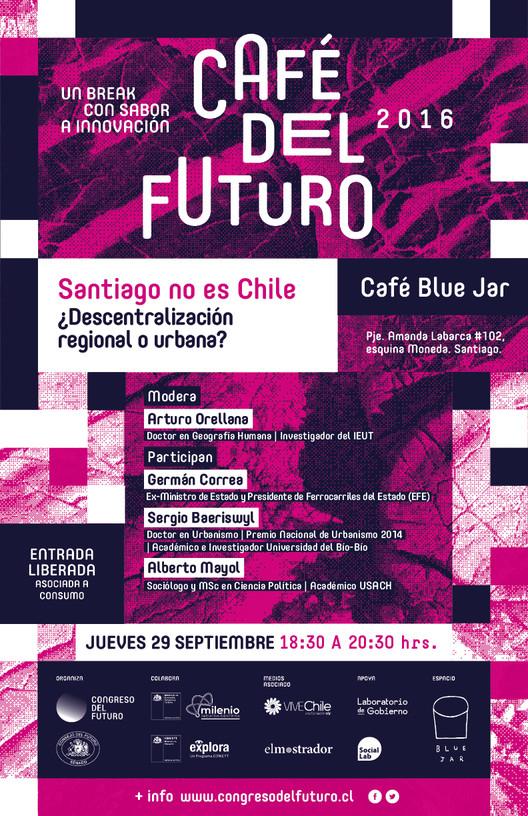 4to Café del Futuro / Santiago