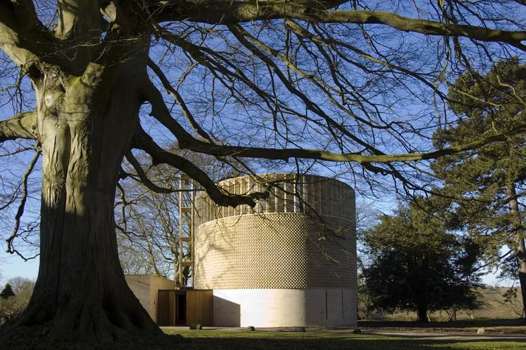Níall McLaughlin Wins 2016 RIBA Charles Jencks Award for Architecture, Bishop Edward King Chapel / Niall McLaughlin Architects. Image © Niall McLaughlin Architects