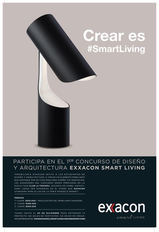 Primer Concurso de diseño y arquitectura Exxacon Smart Living