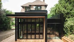Casa única en Haut  / Atelier Lame Architecture
