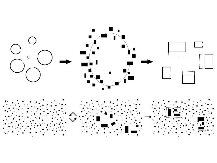 Cosechando estructuras: la guadua como protector ambiental en Argentina, Tipologías. Image Cortesía de XhARA