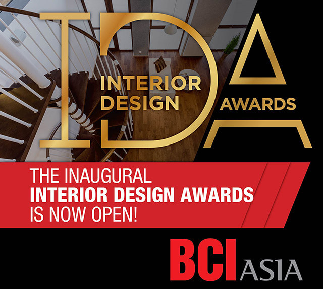 Call for Entries: BCI Asia Interior Design Awards, Interior Design Awards, courtesy of BCI Asia