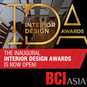 CALL FOR ENTRIES: BCI ASIA INTERIOR DESIGN AWARDS