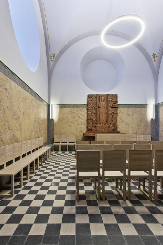 Szeged Cathedral Renovation / 3h architecture + Váncza Muvek Studio, © Tamás Bujnovszky