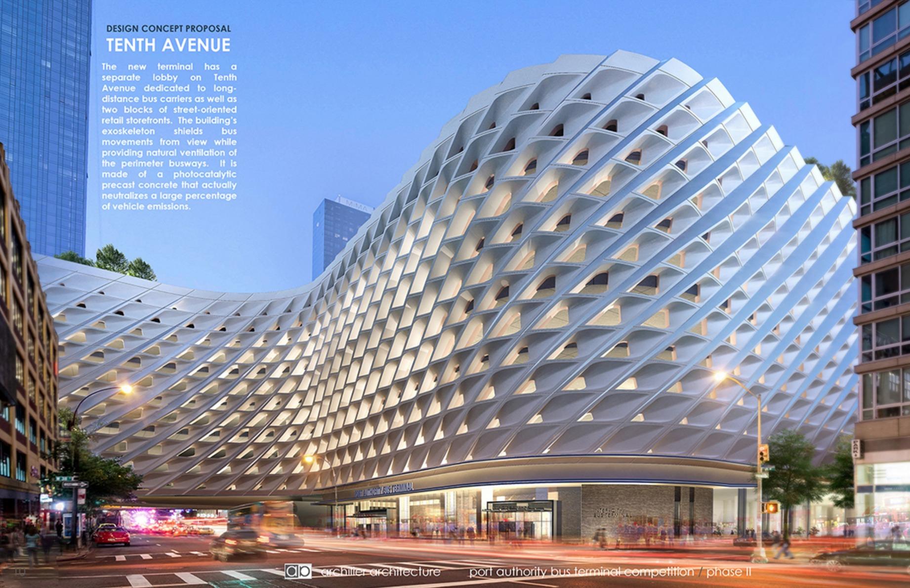 S Building New York