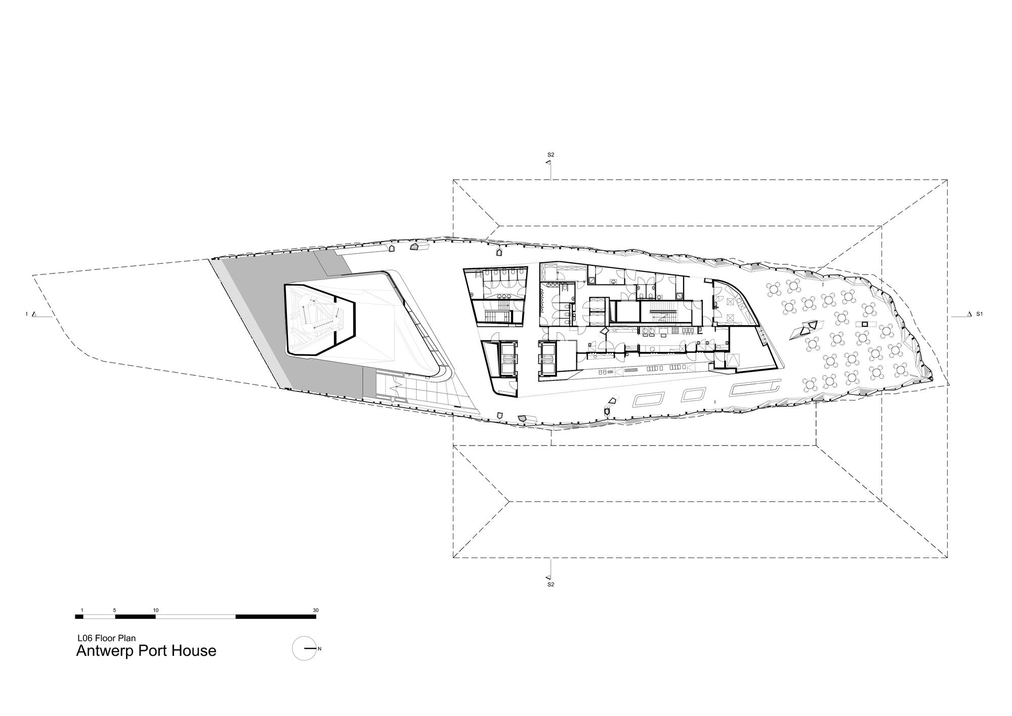 Gallery Of Antwerp Port House Zaha Hadid Architects 33