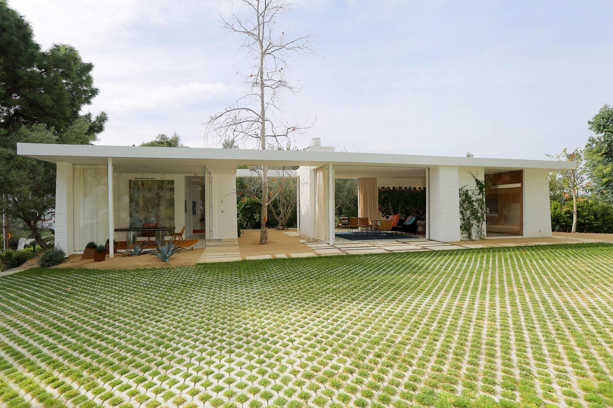 Casa en hollywood hills struere plataforma arquitectura for Plataforma arquitectura