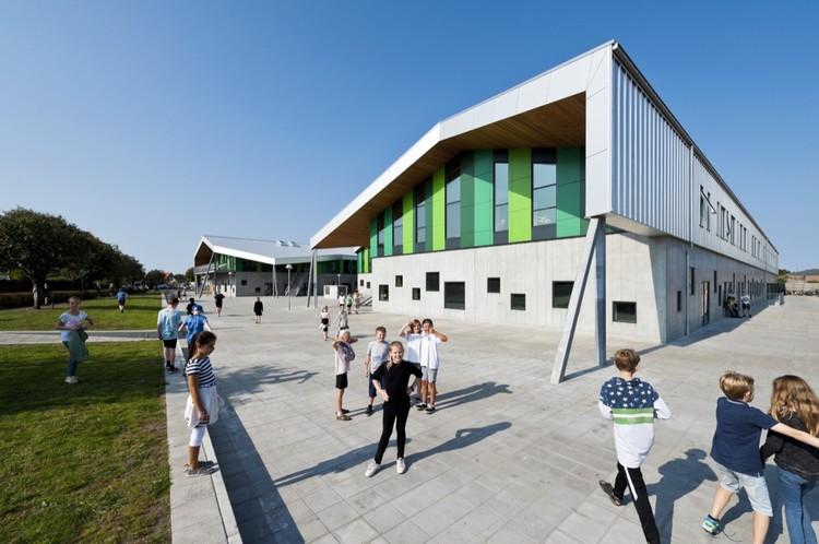 Aabybro School  / CEBRA, © Mikkel Frost