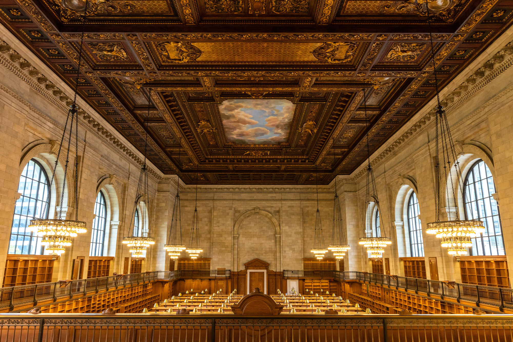 Nypl S Stunning Rose Main Reading Room To Open After Two
