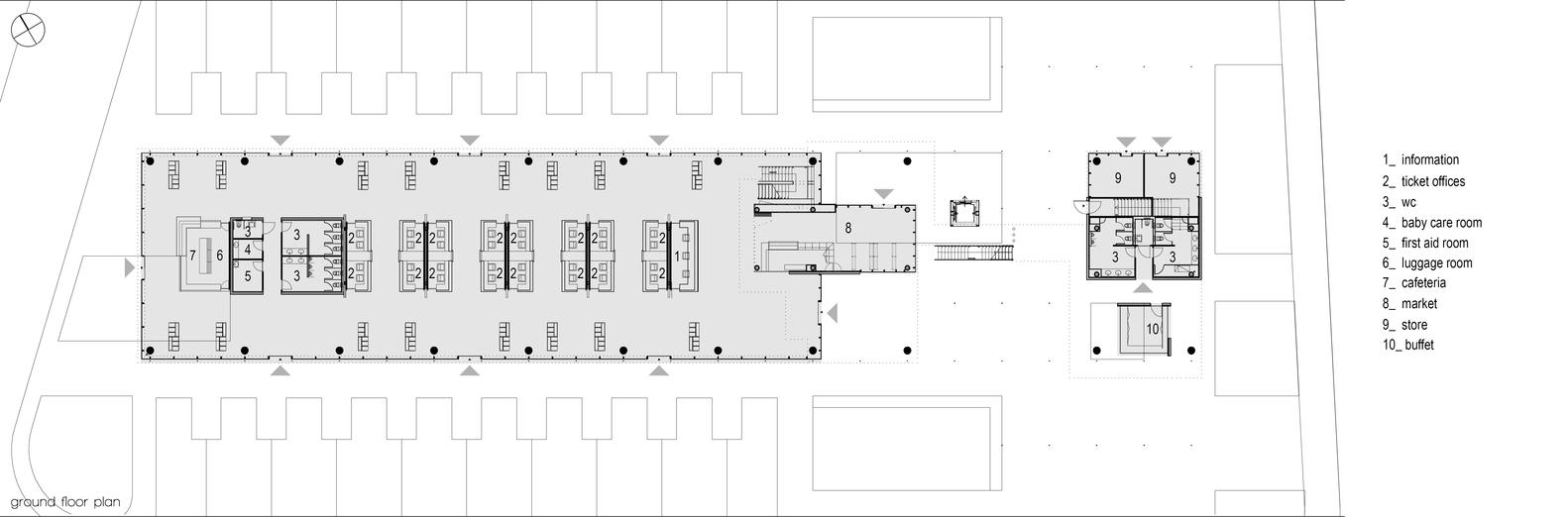 Gallery Of Lüleburgaz Bus Station Collective Architects Rasa Studio 21