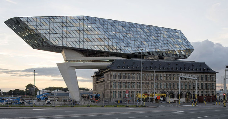 Step Inside Zaha Hadid Architects' Antwerp Port House With Thomas Mayer's Photos, © Thomas Mayer