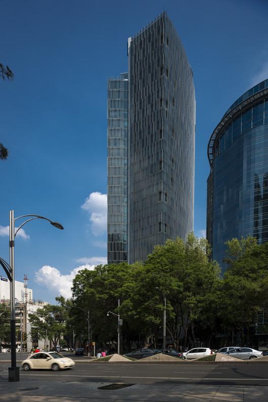 Reforma 342 /  Colonnier Arquitectos, © Luis Gordoa