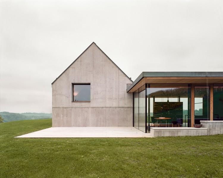 Residência T / Atelier Ulrike Tinnacher, © Simon Oberhofer