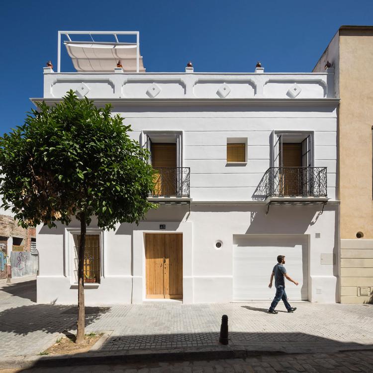 House Refurbishment in Conde de Torrejon Street / Pablo Baruc , © Fernando Alda