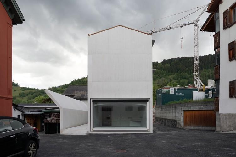 House in Laax / Valerio Olgiati , © Archive Olgiati