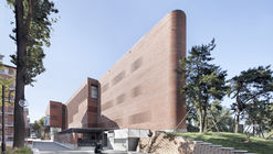 Central Canteen of Tsinghua University / SUP Atelier + School of Architecture Tsinghua University