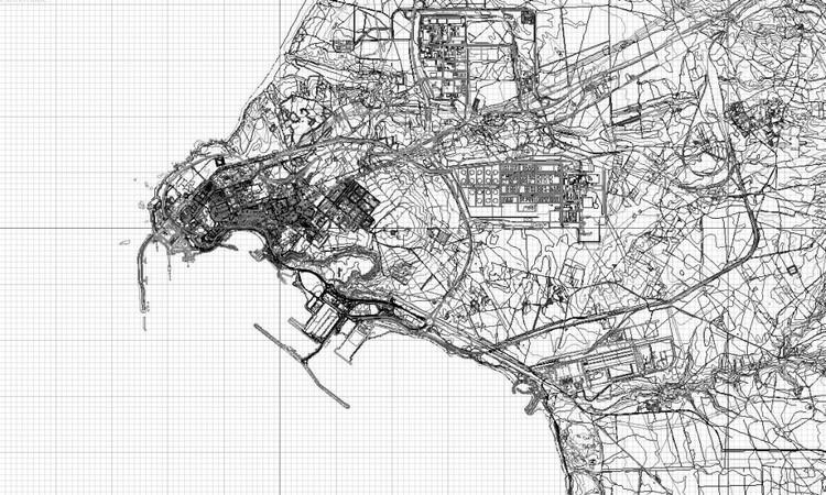 4ª Trienal de Arquitectura de Lisboa: Exposição : Sines: Logística à Beira-Mar, Cortesia de Trienal de Arquitectura de Lisboa