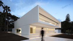 """Casa """"Entre La Pinada"""" / Fran Silvestre Arquitectos"""
