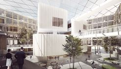 Henning Larsen Architects Wins Competition to Design New City Hall in Uppsala