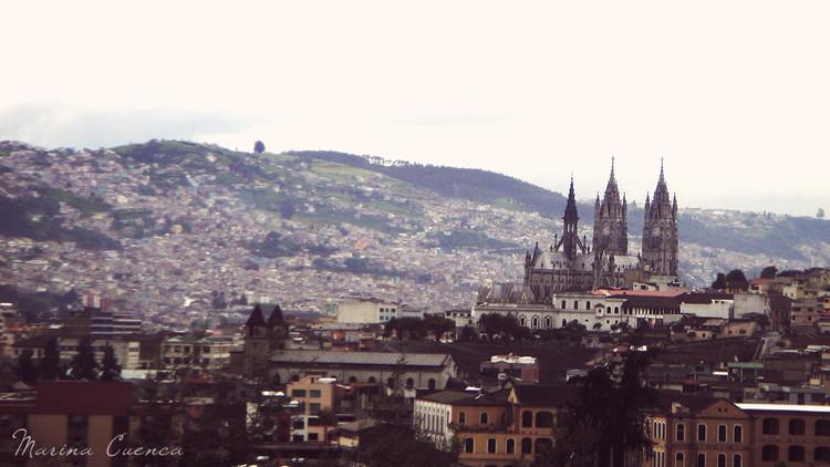 Entre vulcões e terremotos, Habitat III discutirá a sustentabilidade urbana, Quito, Equador. Image © Darlyn Meyer,via Flickr. Licença CC BY-NC 2.0