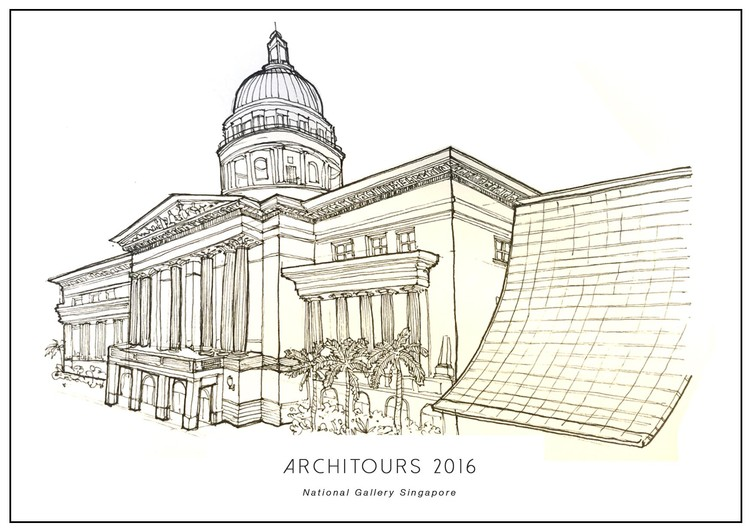 Singapore Architours 2016 , Singapore Architours 2016. Credit The Architecture Society of National University of Singapore.
