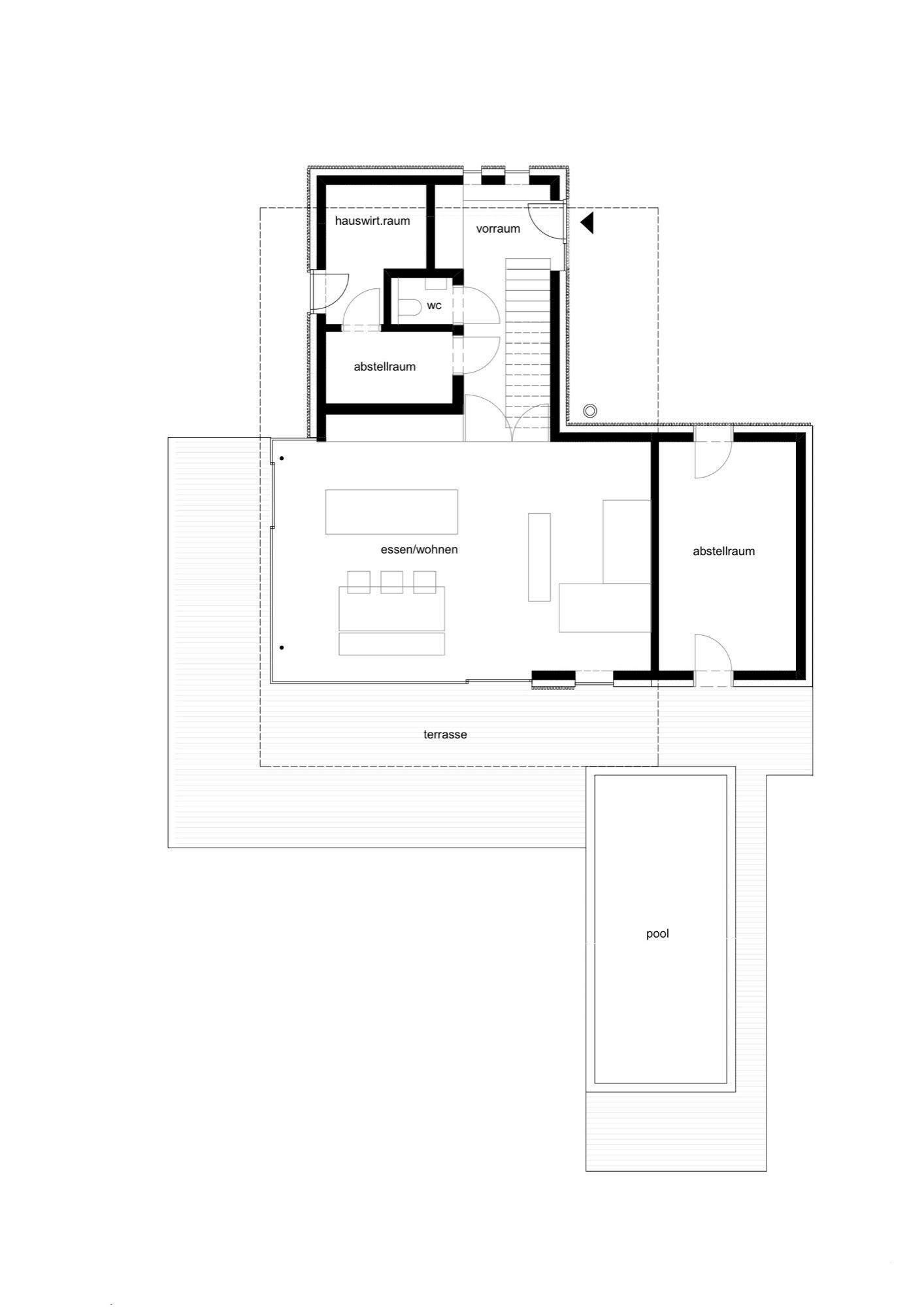 Lovely House D / Caramel Architekten + Günther Litzlbauer