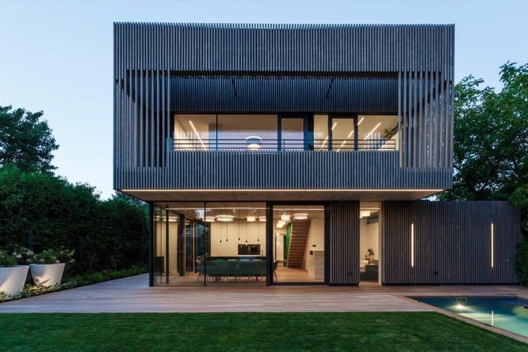 House D / Caramel Architekten  + Günther Litzlbauer, © Christian Sperr